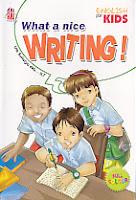 toko buku rahma: buku WHAT A NICE WRITING, pengarang ule sulistyo, penerbit pt citra aji pratama