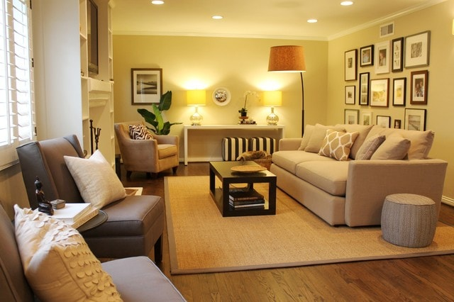 Bố trí đồ đạc trong căn hộ chung cư