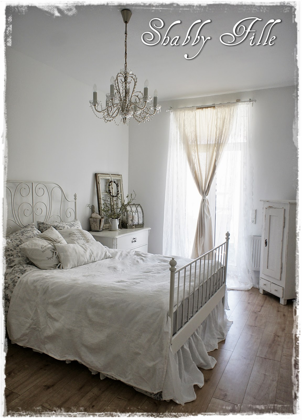 shabby fille. Black Bedroom Furniture Sets. Home Design Ideas