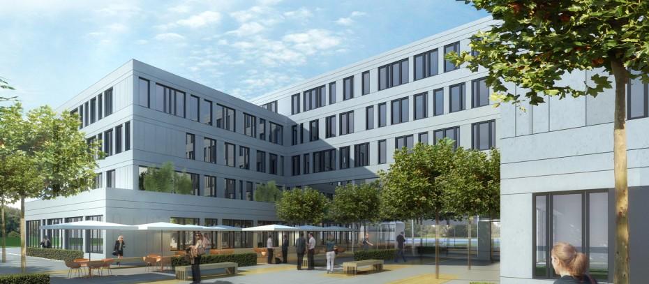 Bauprojekte ruhrgebiet 03 28 12 for Architekturburo oberhausen