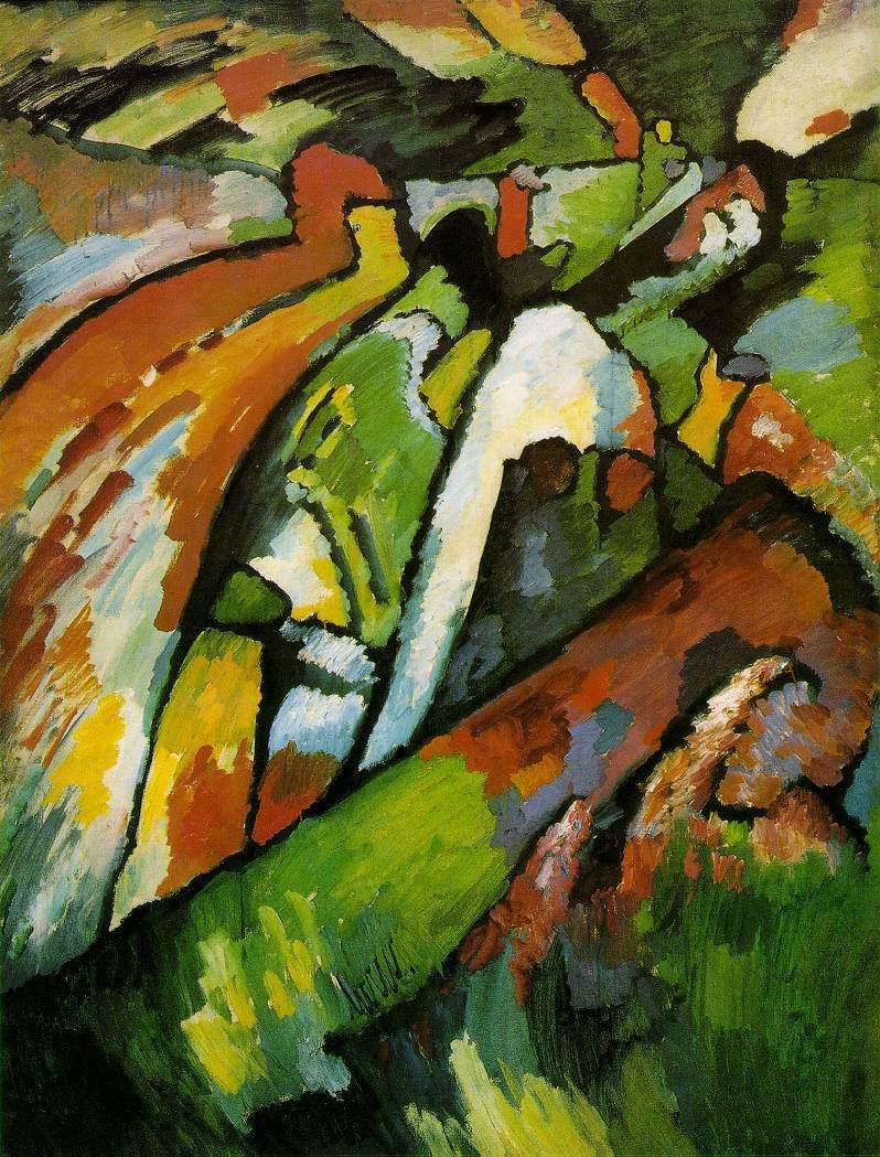 Wassily Wassilyevich Kandinsky