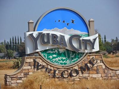 Interesting Yuba City Signs V