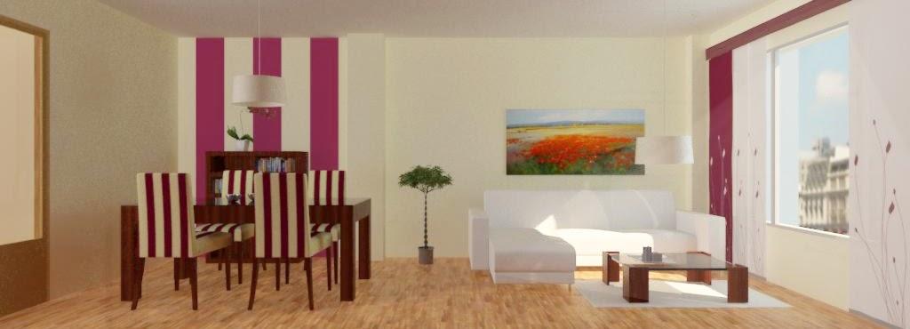 Disegnomai decoraci n de piso en ciudad real for Decoracion pisos reales