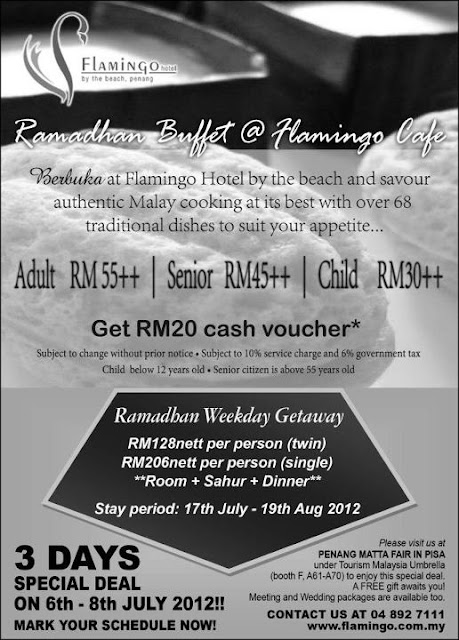 488030 426382117406185 921080675 n RAMADHAN BUFFET AT FLAMINGO CAFE, PENANG