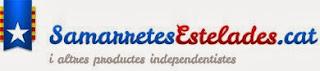 Logotip Samarretes Estelades