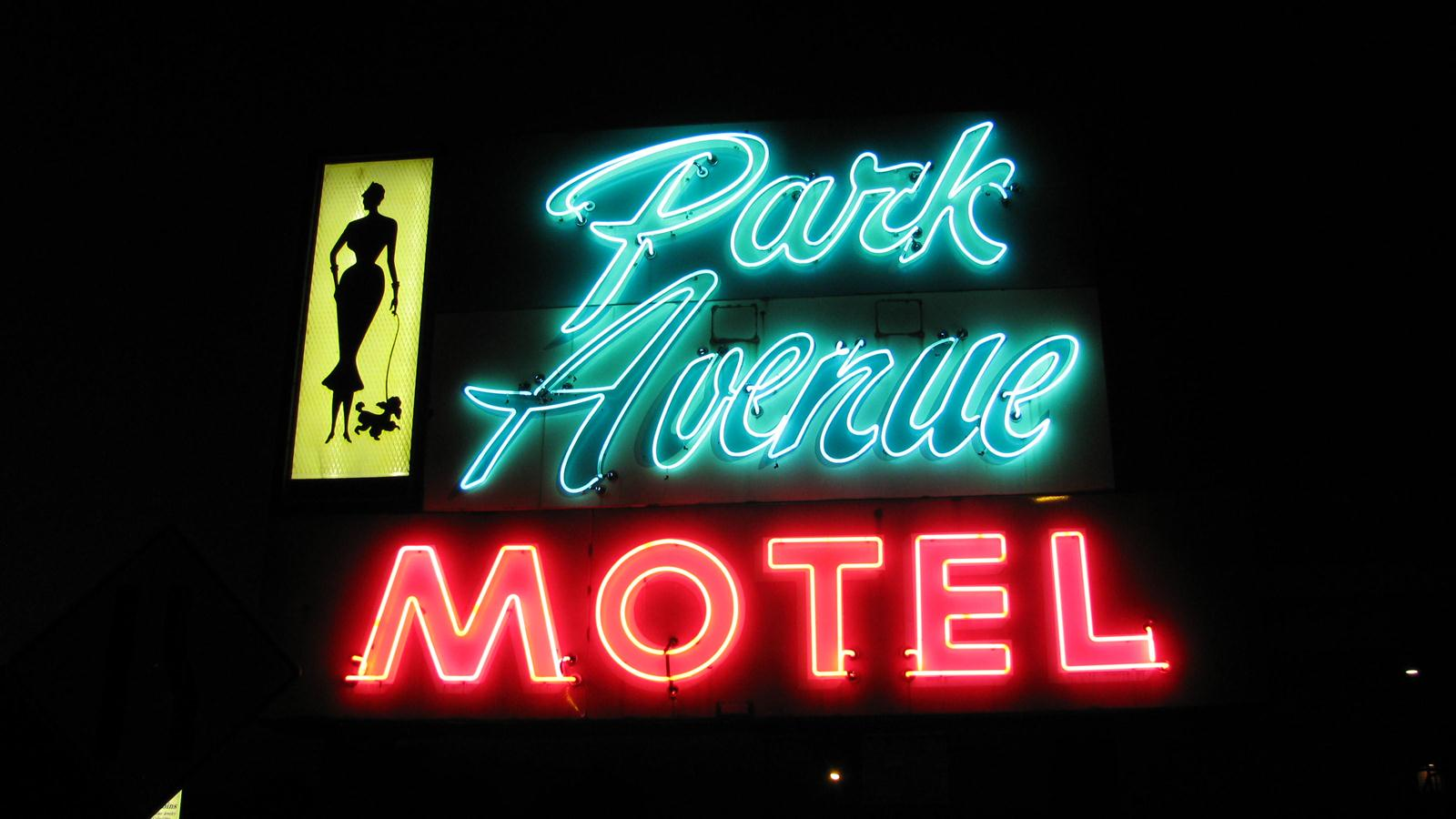 Vintage Neon Sign for Sale