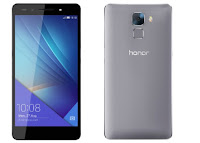 Buy Huawei Honor 7 Smart phone at Rs. 1499 (Exchange) or Rs.20999