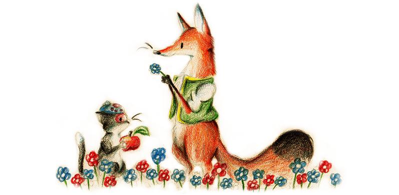 Karpav0li - Kinderbuchillustratorin