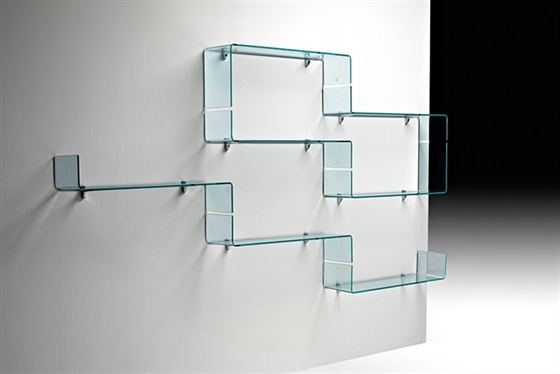 If glass is a pre dominant design at your home  then the glass shelf  brackets is right for you. Interior Design Tips  Glass Shelf Brackets As Decorative Shelves