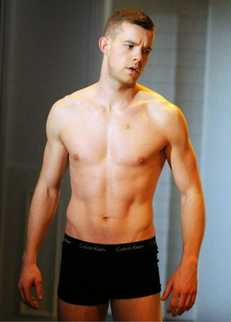"RUSSELL TOVEY in ""THE PASS"" ..."
