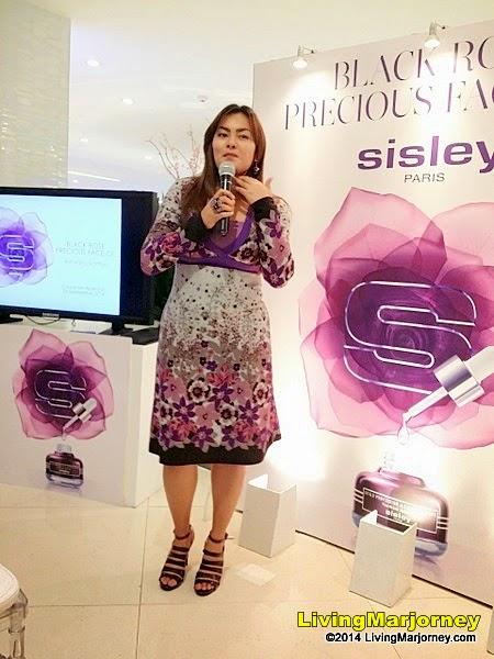#Sisley's #BlackRose Precious Face Oil