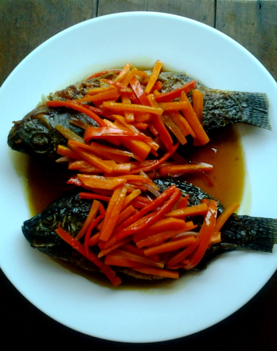 Escabeche for Fish escabeche recipe
