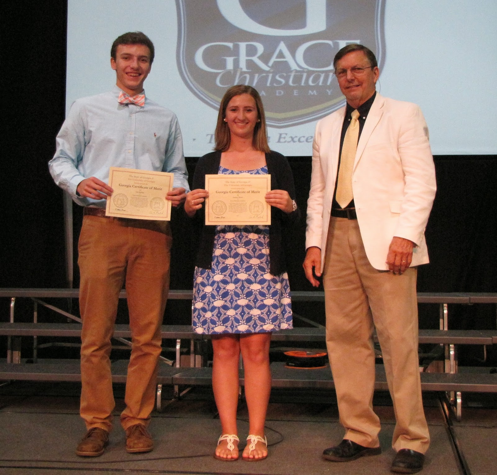 Grace Christian Academy Ms Hs Honorsawards Ceremony