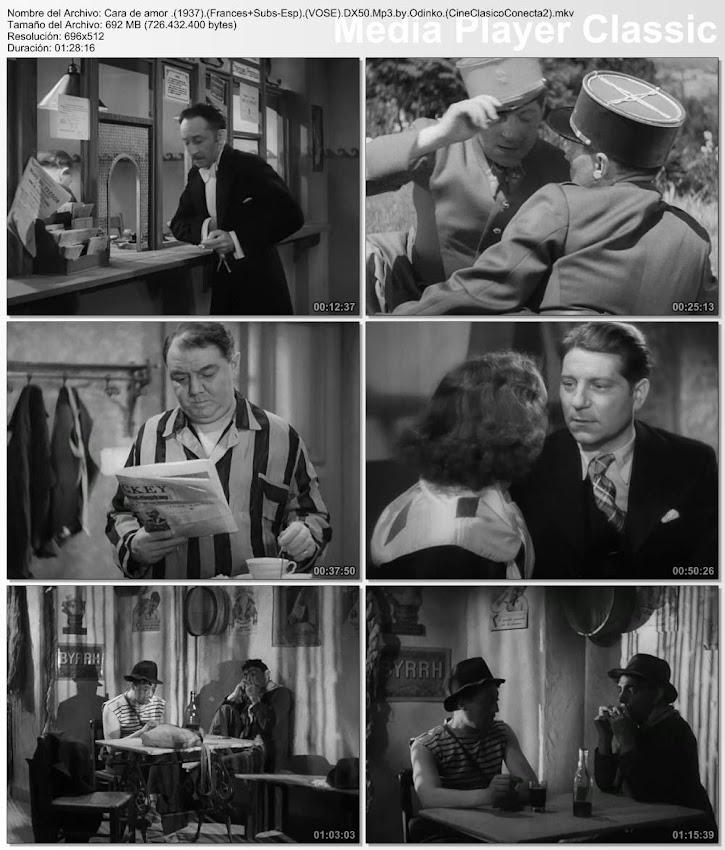 Imagenes: Cara de amor | 1937 | Gueule d'amour | Película, movie