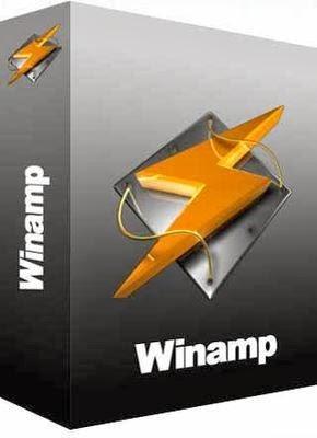 برنامج winamp لتشغيل المالتيميديا
