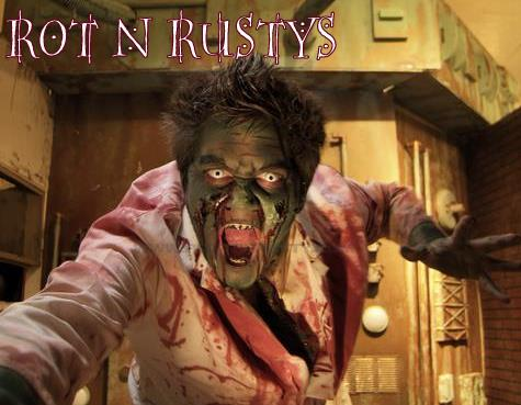 Rot N Rusty&#39;s Haunted House