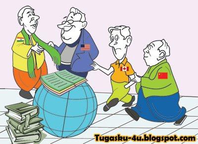 makalah pendidikan global dan globalisasi
