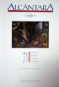 Alcántara. Revista del Seminario de Estudios Cacereños