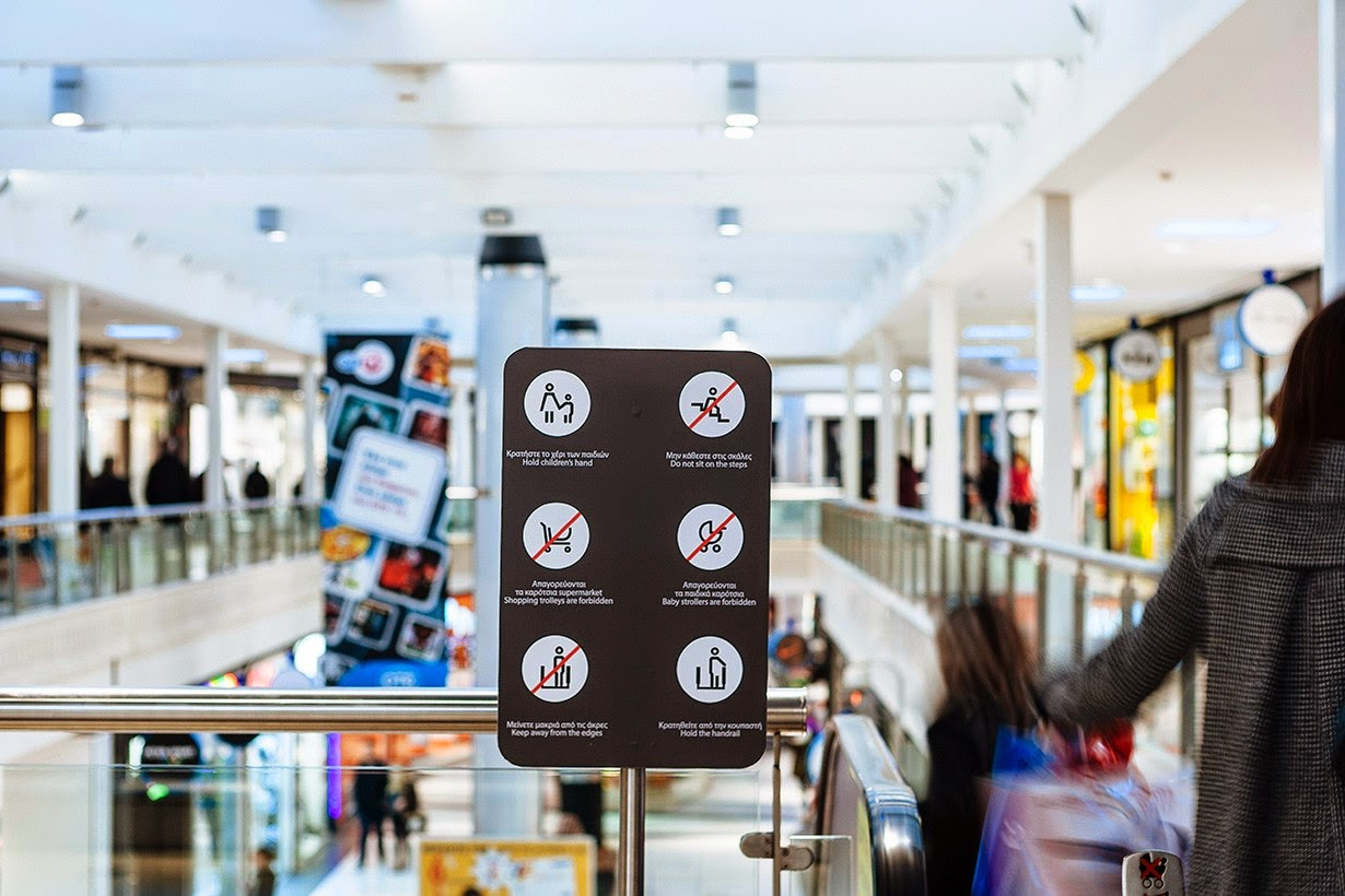 BeetRoot Design Group - Shopping Mall Signage
