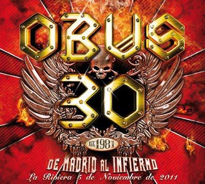 """OBUS """"DE MADRID AL INFIERNO"""""""