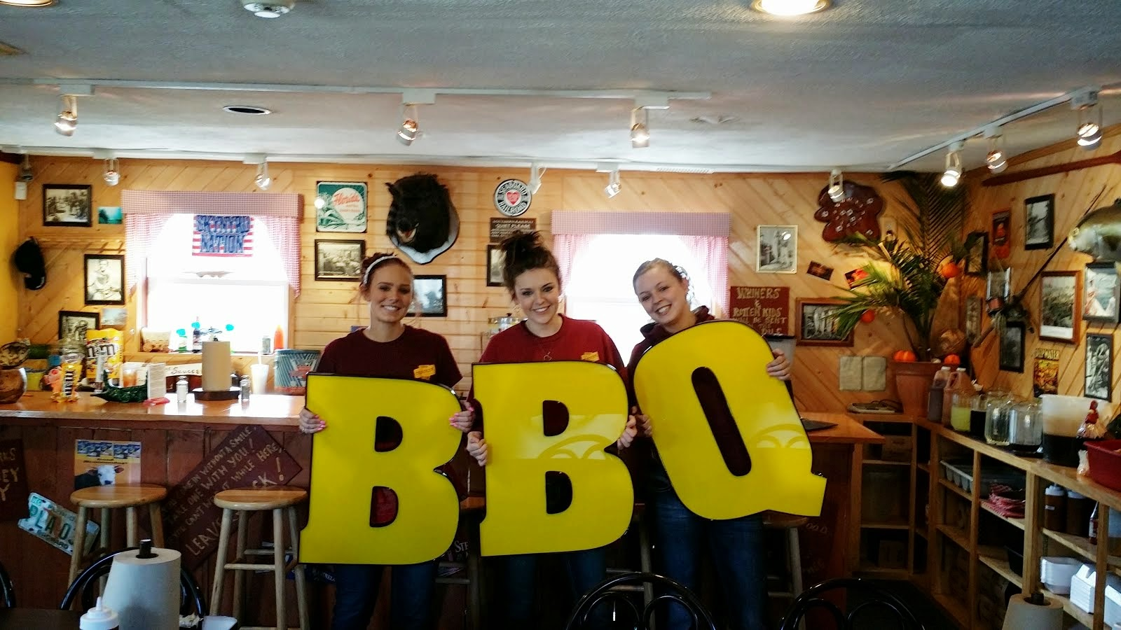 Welcome to the Florida Cracker Bar-B-Que