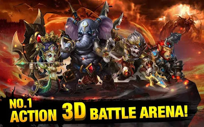 The Battle of Gods-Apocalypse 0.14.18 Apk