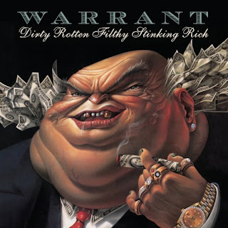 Warrant: Dirty Rotten Filthy Stinking Rich - Source: Amazon - click the image to buy the album!