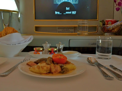 Emirates First Class