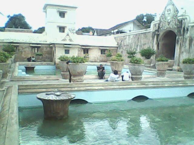Water Castle - Yogyakarta - Central Java