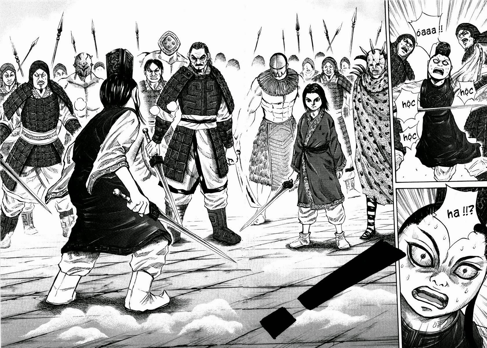 Kingdom - Vương Giả Thiên Hạ Chapter 45 page 19 - IZTruyenTranh.com
