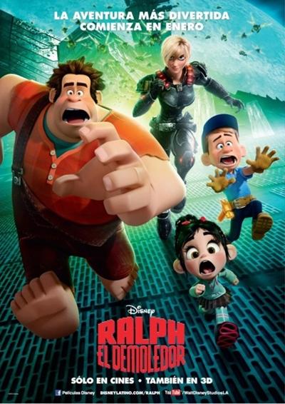 Ralph el Demoledor (2012) DVDRip Latino