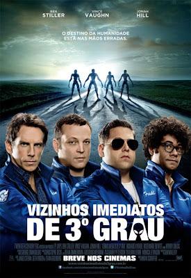 Filme Vizinhos Imediatos de 3º Grau - 3GP DUBLADO
