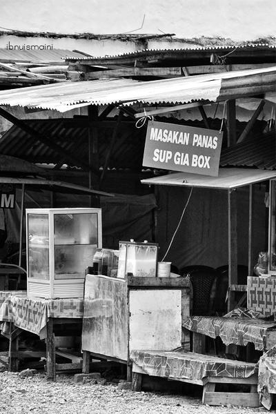 sup, gear box, gia box, warung, stall, kelantan