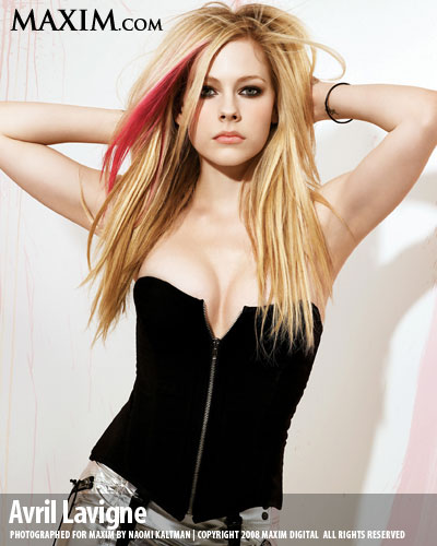 Avril Lavigne, Biography, Profile, Canadian singer, songwriter, popular musician, Singer
