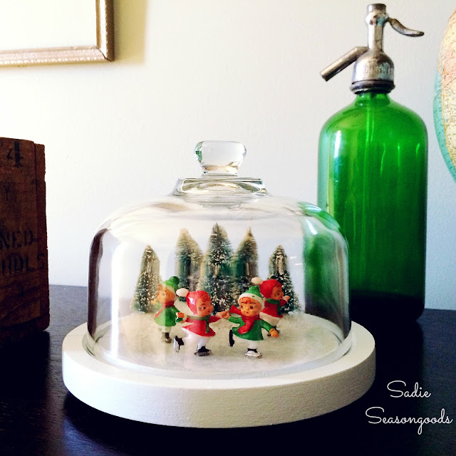http://www.sadieseasongoods.com/double-axel-upcycling-cheese-dome-ice-skating-pond-home-for-christmas/