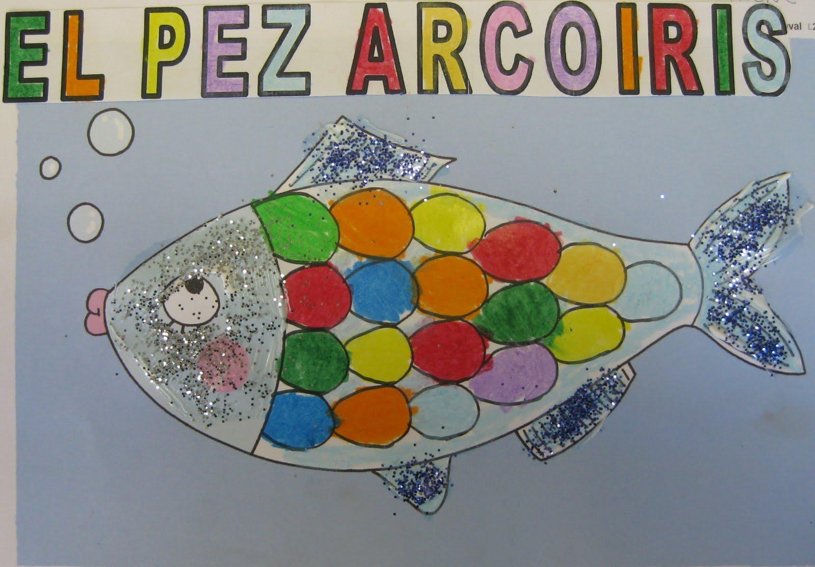 La magia de mirar: CUENTO: EL PEZ ARCOIRIS