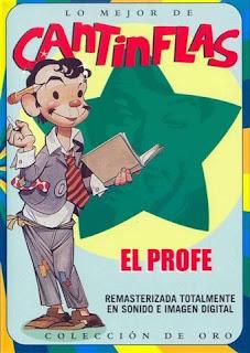 Cantinflas El profe (El profe) (1971) Español Latino