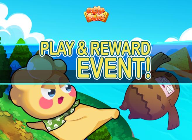 FlipFlip: Play & Reward Event!