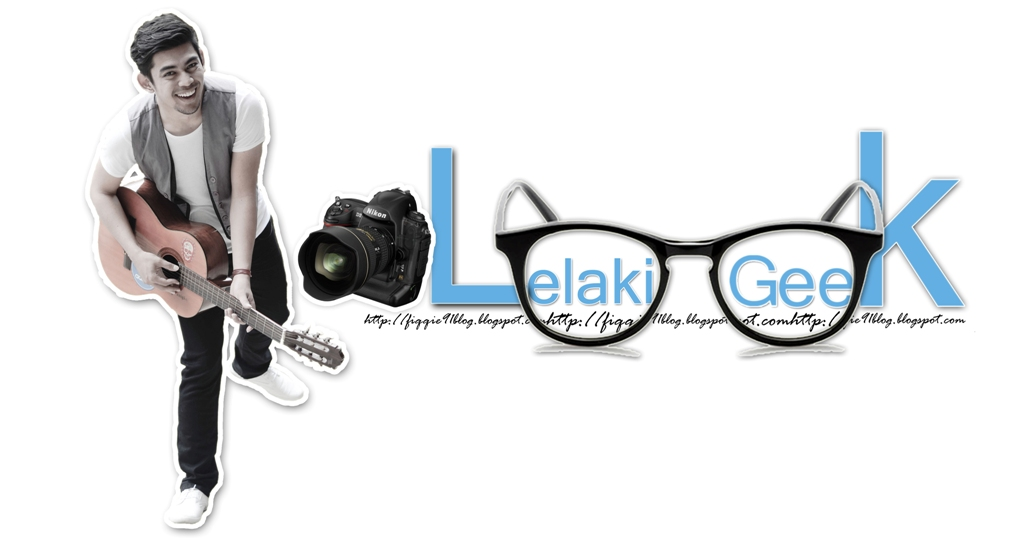 Lelaki Geek