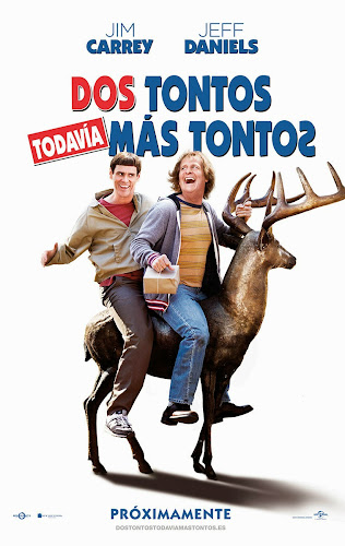 Dumb and Dumber To (BRRip 1080p Dual Latino / Ingles) (2014)
