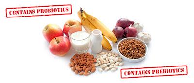 Beneficios de los prebióticos