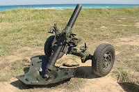 120mm M2 RAIADO mortar