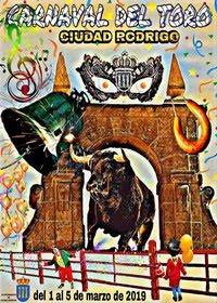 Ciudad Rodrigo (Espanha)- Carnaval Del Toro 2019