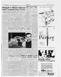 LA STAMPA 11 NOVEMBRE 1964