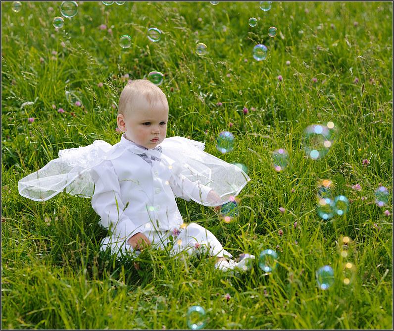 krikštynų burbulai