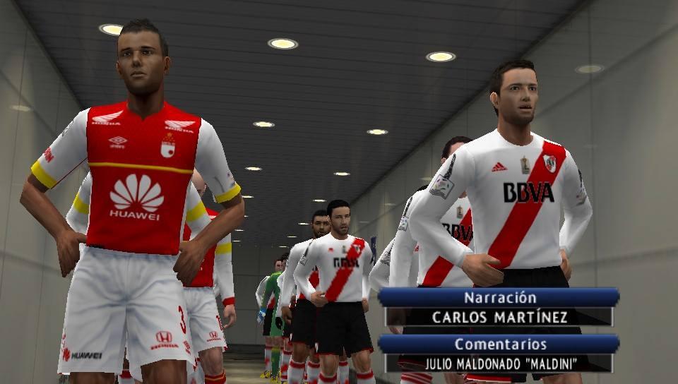 PES Special Edition Libertadores V1.5 PSP 2016