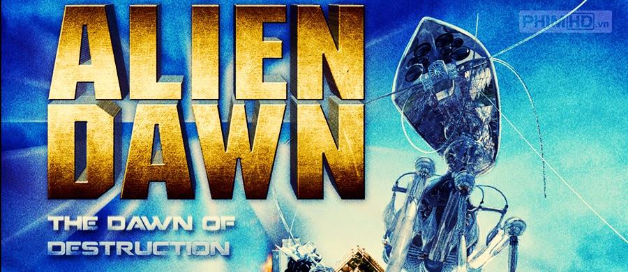 Phim Quái Vật Lúc Bình Minh VietSub HD | Alien Dawn 2012