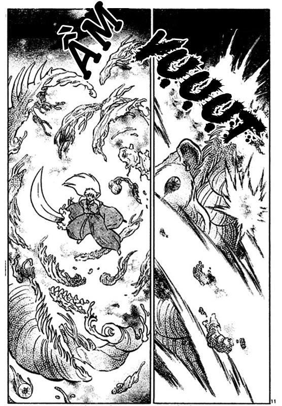 Inuyasha-Khuyển Dạ Xoa-Bản Đẹp chap 522 Trang 12