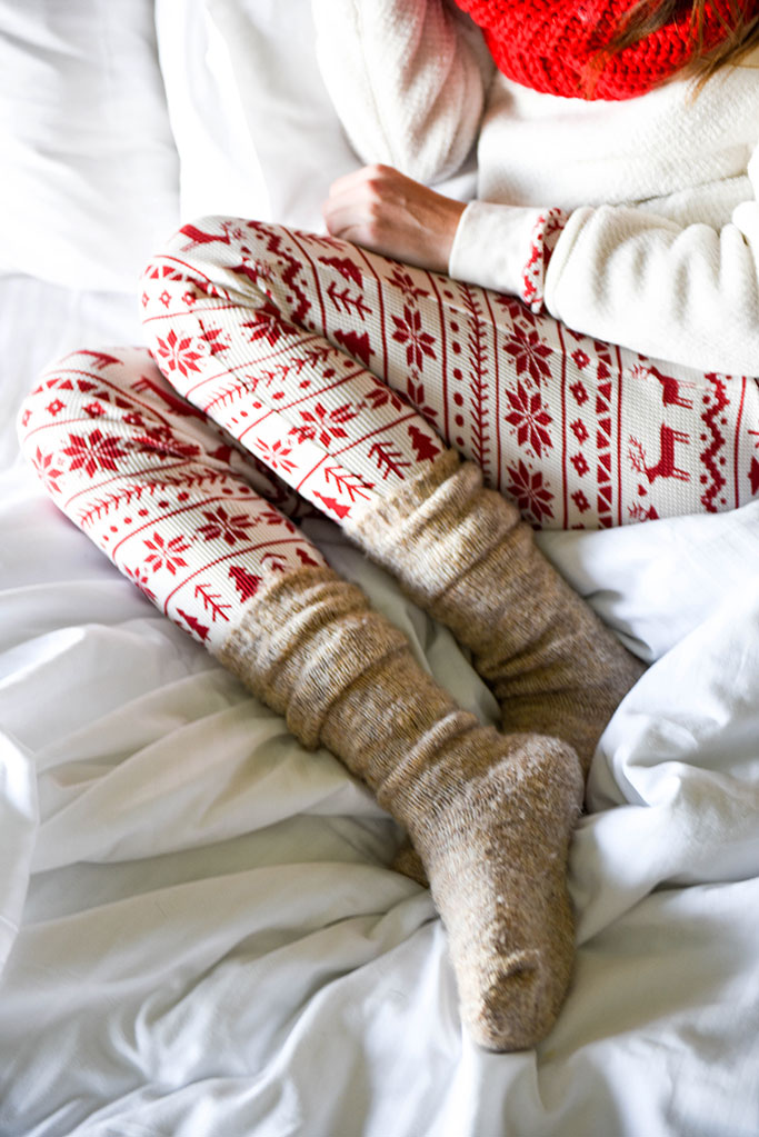 Christmas Pajamas With Nordstrom Alyson Haley