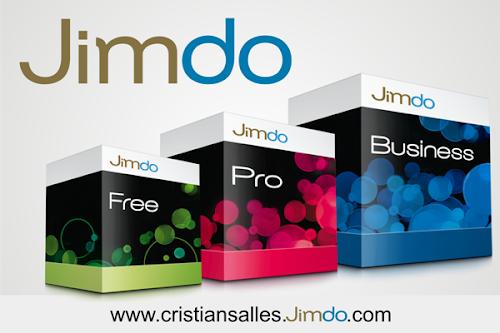 Saiba como criar seu site Jimdo